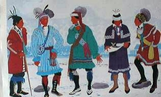 The Five Nations (Native American).